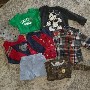 Other - 7 piece Boys 18 month lot set